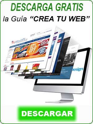 crea tu web