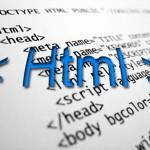 crear página web en html