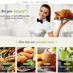 Crear una web de cocina