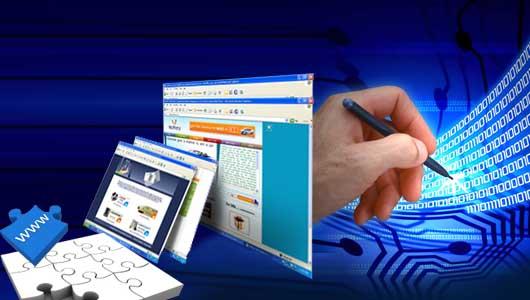 crear página web negocios