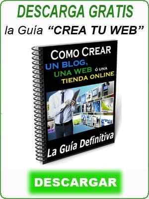 descarga la guia como crear un blog, web o tienda online