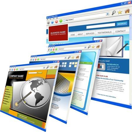crear página web empresa